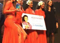 Concours à Tahiti - Hotu Rau Ori