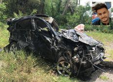 Schwerer Unfall in Thailand