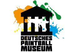 Sticker und Patches für das Deutsche Paintball Museum