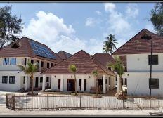 Solarenergie für eine Hotelfachschule mit integrierter Jugendherberge in Makunduchi, Sansibar (Tanzania)