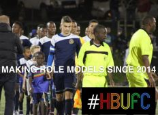Support Hout Bay United Football Community