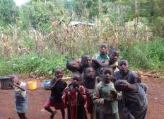 Aide à un Orphelinat Camerounais