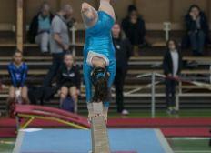 Projet Gymnastique Eloane Mercier