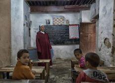 Aide pour les enfants du Maroc