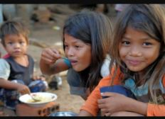 Stage humanitaire au Cambodge