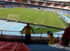 Mi primera vez en un mundial de futbol
