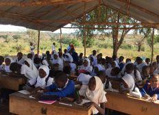 Hilfe für Kinder in Tansania