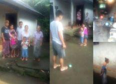 Familie in Bali braucht unsere Hilfe