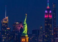 Voyage à New York 16 Mars 2018