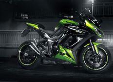 Main erstes eigenes Motorrad