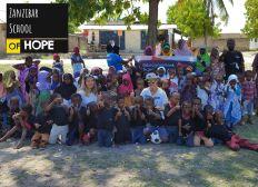 Hilfe für die Zanzibar School of Hope (2017)