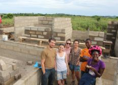 Building Project via Projects Abroad