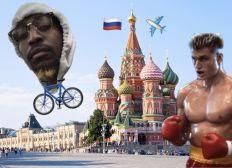 Sulo en Russie ?
