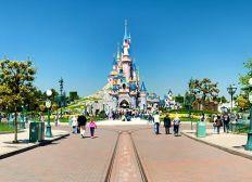 Notre rêve bleu Disneyland