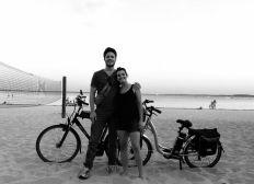 l'Europe en vélo : Un voyage artistique et citoyen