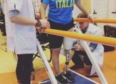 une prothèse pour Laura