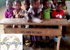 Des tables et des bancs pour l'école d'Agbodjé
