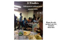 Le 5 Etoiles, hébergement militant pour mineurs isolés