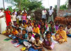 Projet humanitaire : Sport, Santé, Education au Tamil Nadu