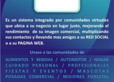 AGENDA DE CELULARES Y REDES SOCIALES ON LINE