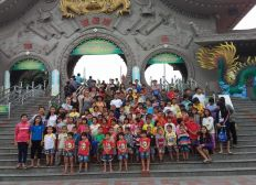 Projet humanitaire Vietnam 2018