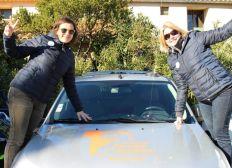 Las Primas Équipage 91 - Rallye Trophée Roses des Andes - Argentine Avril 2018