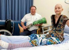 Chemotherapie für Sabine Aurelia