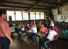 Unterstützt eine Schule in Nicaragua