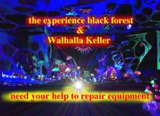 Experience black forest & Walhalla-Keller