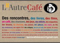Un café culturel et alternatif, lieu de partage en Ardèche