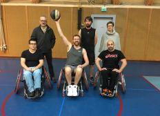 Financer un fauteuil pour la section handi du Breuil Basket Club