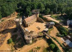 Voyage scolaire, Château de Guédelon
