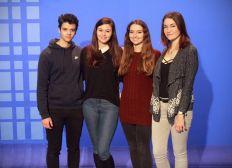 Unterstützt vier Studenten bei Kurzfilmprojekt!
