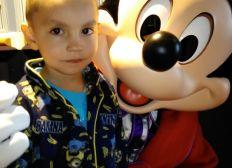Solidarité aidé ali contre le cancer .le combat du prince ali