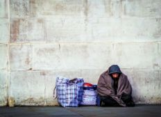 Evans project for the homeless