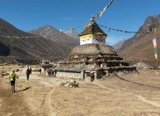 Mon voyage au  Népal