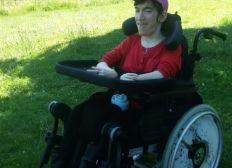 une voiture TPMR handicapé pour harmonie