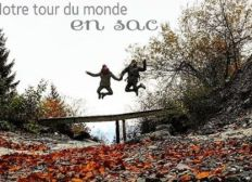 Tour du monde Octobre 2018
