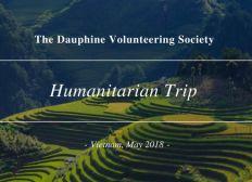 Humanitarian Trip - Vietnam
