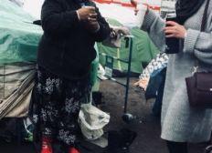 Lueur d'espoir pour le camp des réfugiés à Lyon
