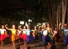 Voyage Chorégraphique  Bagnolet Phnom Penh