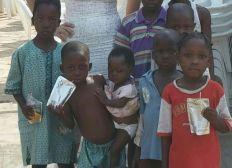 Hilfe für den Bau einer Sozialstation für bedürftige Kinder in Nigeria – Afrika