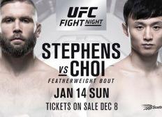 UFC Fight Night 128 Barboza vs Lee Live Stream Online