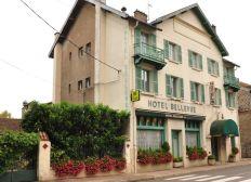"""Réouverture Hôtel """"Le Bellevue"""" Clermont-en-Argonne"""