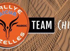 Team Chiara au Rallye aicha des gazelles 2018