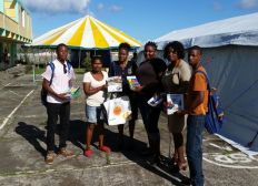 Post-Hurricane Maria: Text Books 4 Schools in Dominica