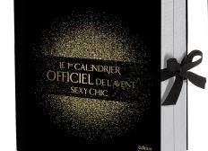 CALENDRIER DE L'AVENT SEXY CHIC 2018
