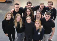Team équipage Spi Dauphine 2018