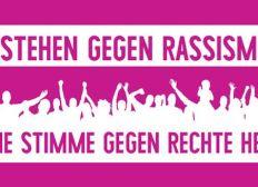 Projekt von Aufstehen gegen Rassismus Sachsen