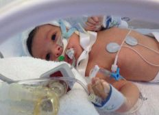 Please help Baby Thomas